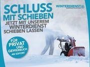 Winterdienst um Bremerhaven direkt vom
