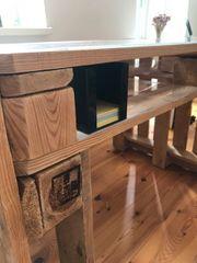 Palettentisch Schreibtisch aus Paletten mit