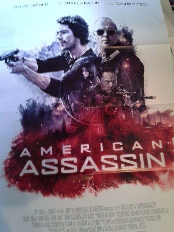 Michael Keaton American Assassin Orginal