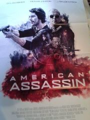 Michael Keaton American Assassin Orginal