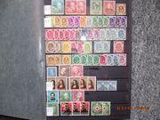 Briefmarken Bund 1949 - 2000 Lagerbuch