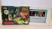 Jungle Strike Spiel für die
