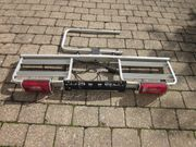 Fahrradheckträger - Kupplungsträger