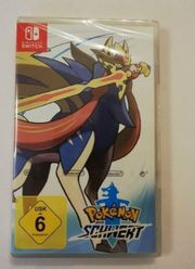 Pokemon Schwert Nintendo Switch NEU