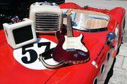 E-Gitarre Oldie-Amp Verstärker Gitarrengurte Musikzubehör