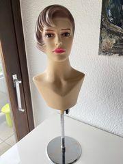 Schaufensterpuppe Kopf