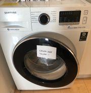 Waschmaschine mit Trockner