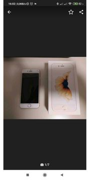 Iphone 6s gold 32GB in