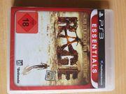 PS 3 Spiel Rage