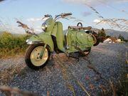 Puch RL 125 ccm Oldtimer