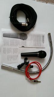 Mikrofon BEHRINGER XM 2000