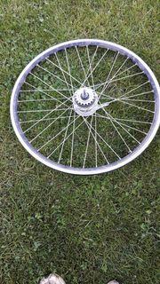 E-Bike Hinterrad 28 8-Gang Narbenschaltung