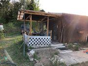 Gartengrundstück mit Hütte in Malsch