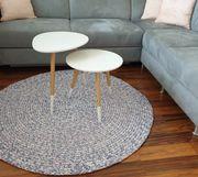 Teppich handgefertigt