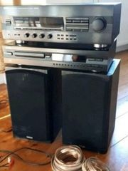 Yamaha musikanlage