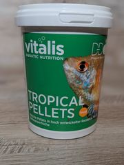 Vitalis Tropical Pellets