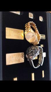 Juwelier Pfandleihhaus Geschäft Uhrmacher zu