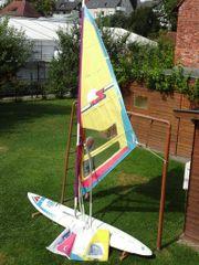 Surfbrett Hifly CS 700 komplett