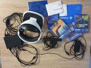 Playstation VR Set mit 3