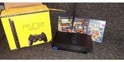 Playstation 2 mit Simsspiele ohne