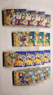 Puzzle süße Mäuse 1-14 neue