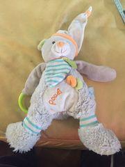 Teddybär mit Beißring zu verkaufen