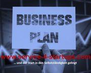 Businessplan schnell zuverlässig zu fairen
