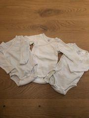Baby Body weiß Gr 62