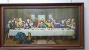 Jesusbild mit den Jüngern zvk