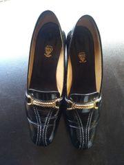 Damenschuhe von Gucci schwarz Gr