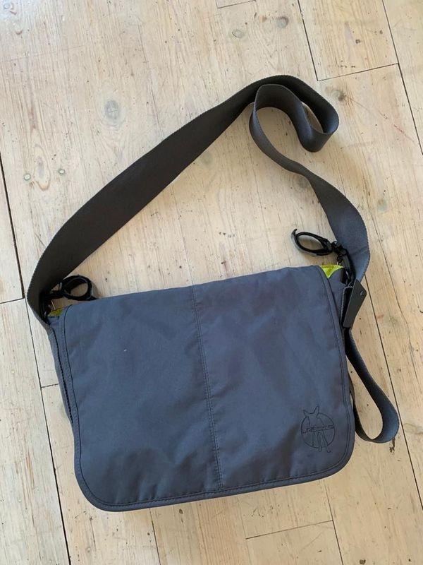 Lässig Wickeltasche Messenger Bag