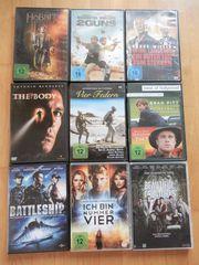 DVD Sammlung - 9 Stück