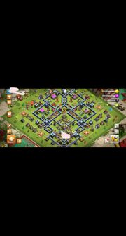 Clash Of Clans Rathaus 14
