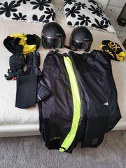 Motorroller Bekleidung Helme