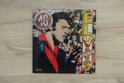 LP Elvis Presley Doppelalbum 40