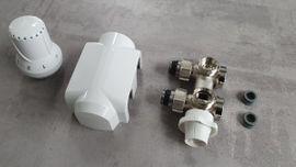 Cosmo Thermostat-Regler Mittenanschlussarmatur: Kleinanzeigen aus Mannheim Käfertal - Rubrik Elektro, Heizungen, Wasserinstallationen