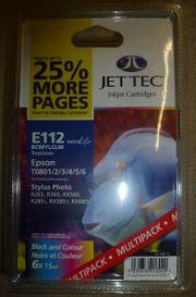 Tintenpatronen Multipack für Epson T0801