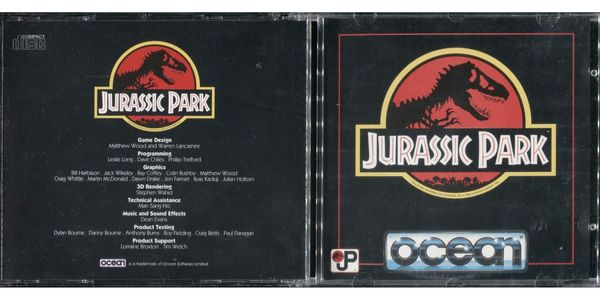 Jurassic Park Kultiger Action-Shooter aus