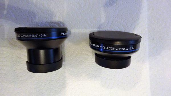 Cullmann Video - Konverter -Set