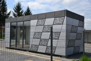 Verkaufscontainer Imbisscontainer Gewerbecontainer - Modell 5