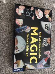 Zauberkasten Zauberschule MAGIC Deluxe Edition -