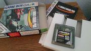 Game Boy Colour Spiele