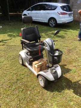 Medizinische Hilfsmittel, Rollstühle - Elektromobil Trendmobil Life Speed