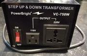 Power Bright VC750W Transformer 750W