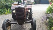 Steyr T84 Hydraulik