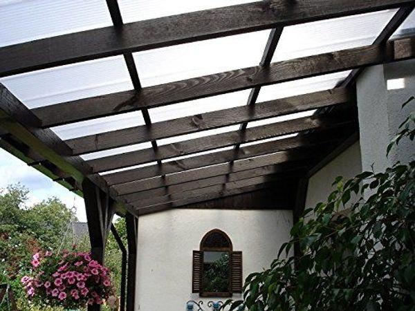 4 mm Polycarbonat Stegplatten Doppelstegplatten