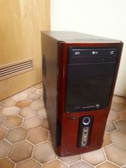 Midi Tower PC AMD Quad-Core