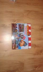 Kinderpuzzel zwölf Stück 15 - 100