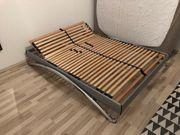 Futonbett Doppelbett Bett 140 x
