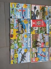 RC Modellbau Zeitschriften